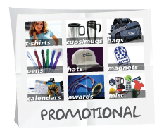 Click here to see Diamond Graphics promotional products