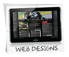 Click here for Diamond Graphics website designs